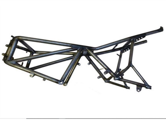 Ducati TT 1 & TT2 Frame/Swingarm Kit by TGA/MPL