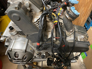Ducati 900 ss (carbed) Race Engine with BCM 944cc Kit