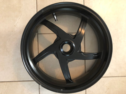"Marchesini OEM 17x5.5"" 5 Spoke Wheel for Ducati 996 Single Sided Swingarms"