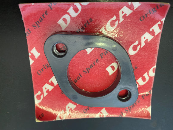 Ducati 900 ss NOS 52 mm Inlet Gasket, #075592570