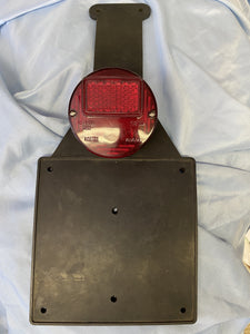 Ducati 900 ss & 750 Sport Rubber NOS CEV Tail Light & CEV License Plate Base