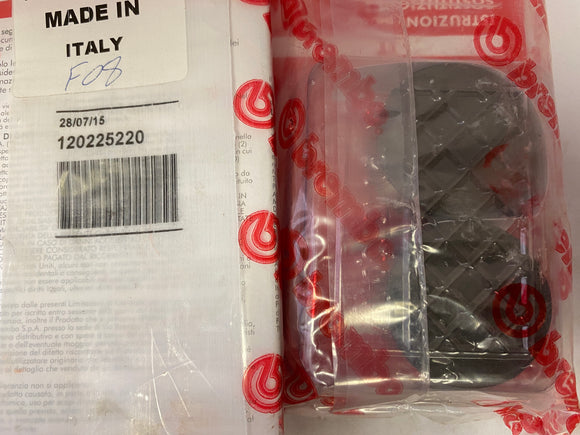 Ducati Brembo NOS 38 mm Piston Kit for F08 & P108 Calipers, #1200225220
