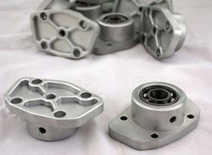 Ducati TT 2 Billet Cam End Cover Set