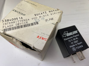 Ducati 916 SBK, 900 SS NOS Flash Device, #53840051A