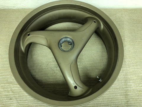 Ducati Brembo OEM 3 Spoke Rear Wheel, Single Sided Swingarms