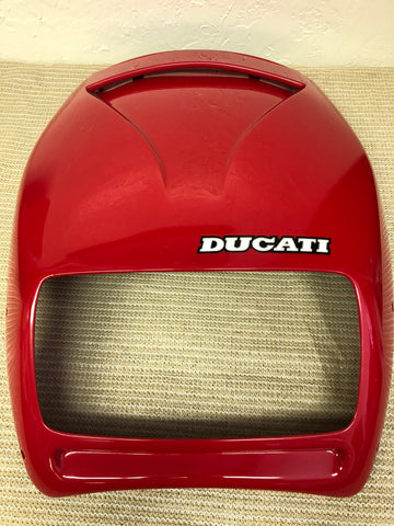 Ducati Paso 907 IE OEM Front Fairing, #48130031A