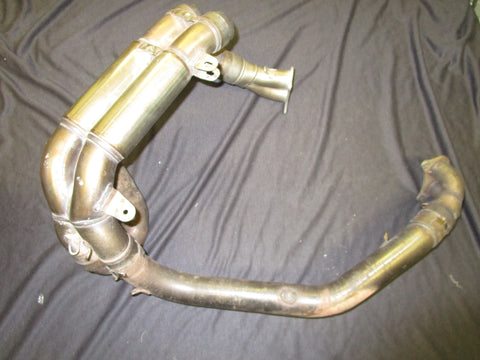 Ducati 996 Superbikes & Derivatives OEM Header Exhaust System