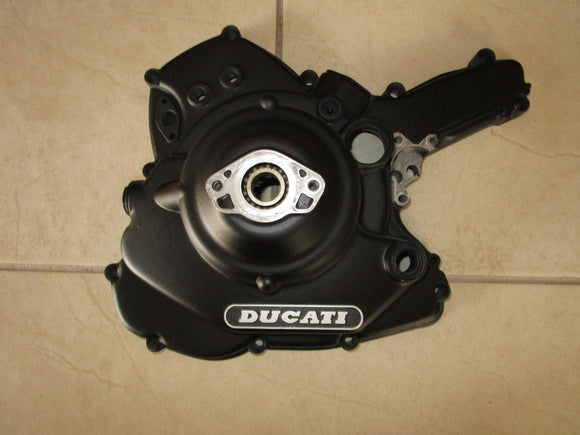Ducati 900 SS & 750 SS OEM Alternator Cover (1990-1998), #24230131A