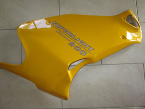 Ducati 900 SS Superlight Yellow RH OEM Side Fairing Panel, #48030171ADX