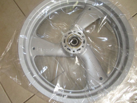Ducati Brembo 3 Spoke NOS, OEM Front Wheel, 17x3.5