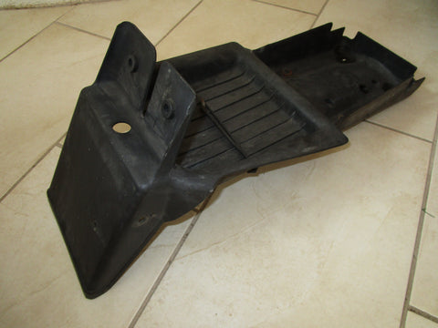 Ducati 750 Sport (Belt Drive-89/90) OEM Under Seat Tray/Fender, #56110031A