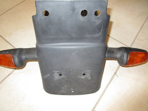 Ducati 900/750 SS OEM Under Seat Tray/Fender w Turn Signals(early 1990's), #56110071A