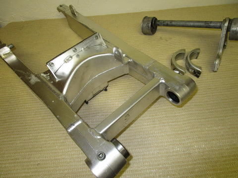 Ducati Paso Swingarm with Eccentrics & Rear Axle, #037040200