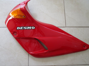 Ducati Supersport OEM, LH SuperLight CR Fairing Panel, #48030051ASX