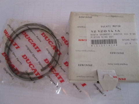 Ducati 900 Supersport 92-98 NOS Piston Rings, #12120141A
