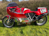Ducati 900 ss TT1 Bevel Drive Racer w Second Engine & More bits