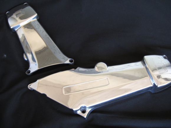 Ducati Pantah Polished Belt Covers