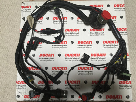 Ducati 996 rs NOS  Wiring Loom/Harness for later 996 RS Superbikes