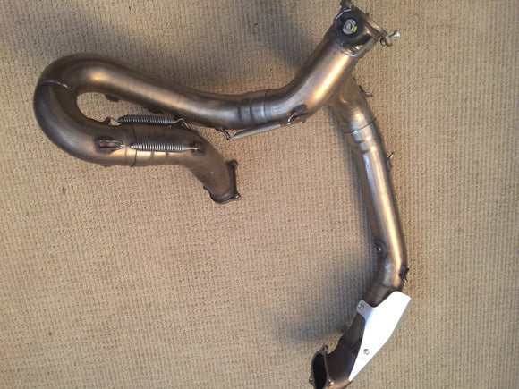 Ducati Panigale Header Pipe System