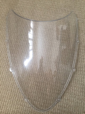 Ducati 1098, 848, 1198 S Clear Windscreen