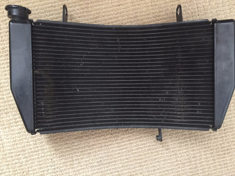 Ducati 1098, 848, 1198 Radiator without Fan