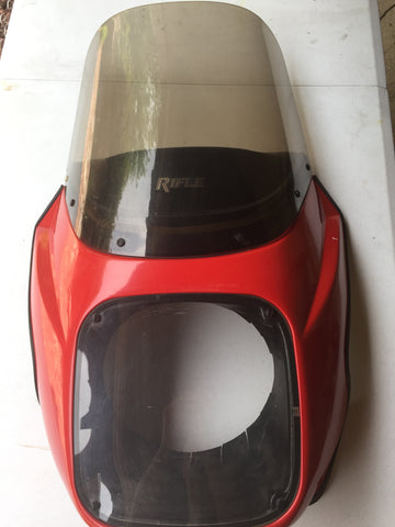 Rifel Fairing for MotoGuzzi, BMW, Yamaha & Other Cruisers