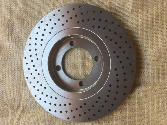 Ducati 900/750 SS  4 Bolt Rear Rotor 229 mm For Wire Wheels