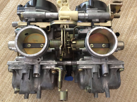 Ducati 900 SuperSports/Monsters, 38 mm Mikuni Carbs
