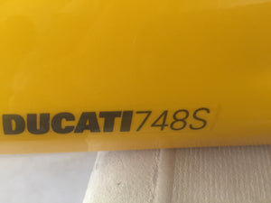 Ducati 748 S OEM Superbike & Derivatives Bi-Posta Seatbase