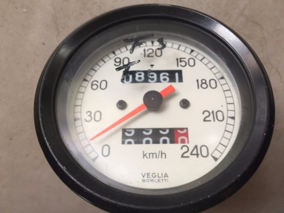 Ducati 750 F1/F3 & Derivatives OEM Veglia Speedometer