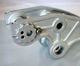 Ducati Rocker with Eccentric for Rear Suspension Linkage by Two Wheel Classics-UK