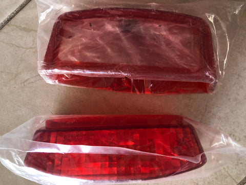 Ducati Monster OEM Brake Light Lens, CEV358