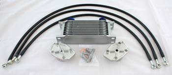 Ducati TT2 Oil Cooler Kit