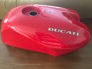 Ducati 916 Superbike Early OEM Fuel Tank