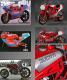 Ducati TT 1 Complete Frame and Bodywork Kit from TWC
