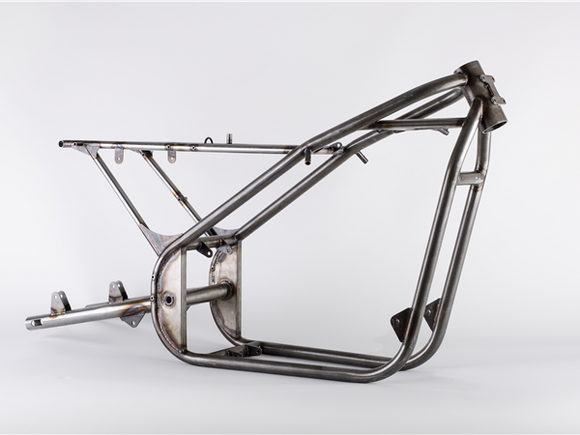 Seeley MK2 Race Frame by TGA/Molnar Precision LTD