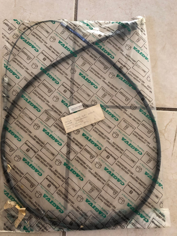 NOS Ducati 900/750 Bevel Drive Clutch Cable, #080354990
