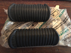 Ducati 900 SD & 900 GTS NOS Foot Peg Rubbers, #096069110