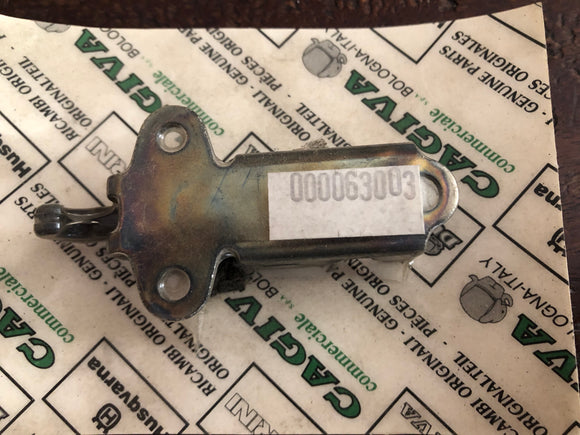Ducati Monster OEM Rear Seat Latch, #000063003