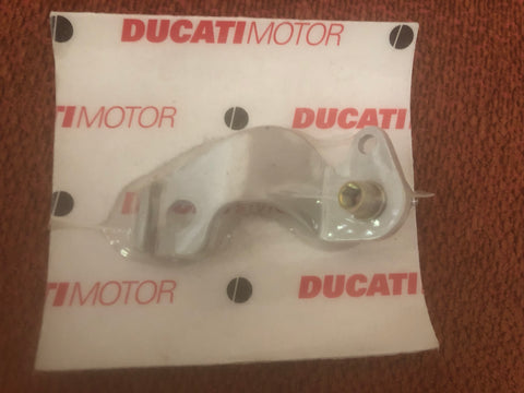 Ducati NOS 996 Superbike & Derivatives F Brake M/C Reservoir Bracket, #82920841A
