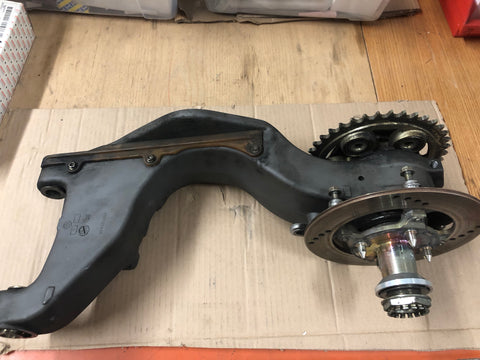 Ducati OEM 996 Superbike & Derivatives, Complete Swingarm