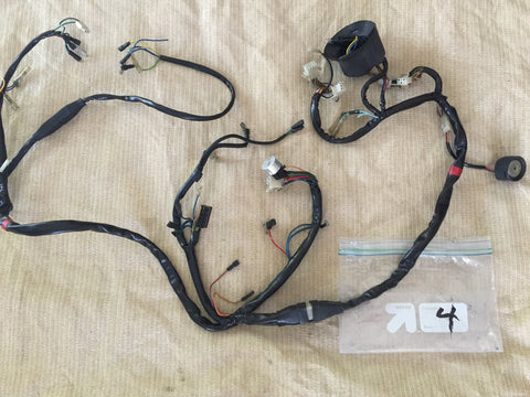 Ducati 900/860 Square Case Bevel Drive Full Wiring Loom#4