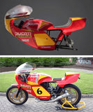 Ducati Pantah Racer Complete Chassis Kit by Two Wheel Classics-UK