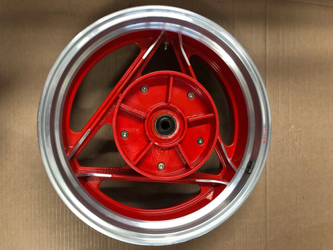 "Ducati/Oscam OEM Rear Wheel, 16""x5.0"" for Ducati F1 & Paso Bikes"
