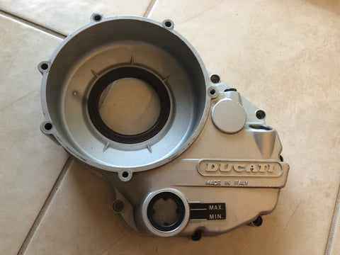 NOS Ducati Engine Clutch Cover