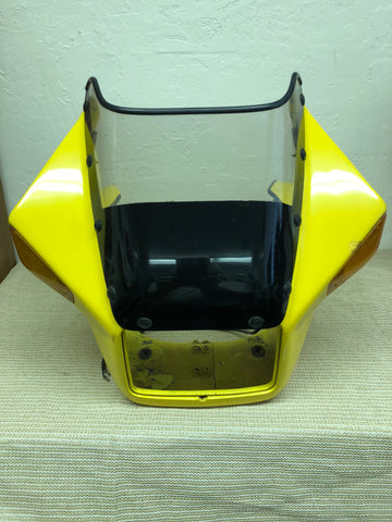 Cagiva 650 Alazzurra OEM Bodywork Set in Yellow