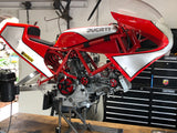 Ducati TT 900 Complete Chassis & Bodywork Kit by Two Wheel Classics-UK
