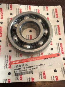 Ducati NOS Engine Bearing for 748 Superbike-ST4, #70250191A