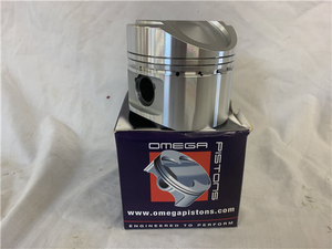 Norton Manx 3 Ring Piston for Pre-1960 Manx Engines