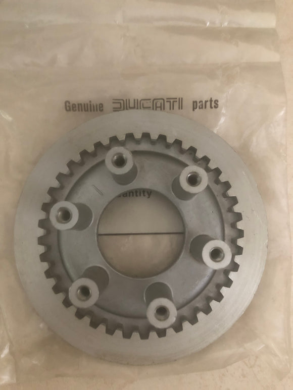 Ducati Early 750-900 Supersports NOS Clutch Pressure Plate, #066116630